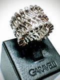 Convertible Diamond Ring-Bangle by Garavelli