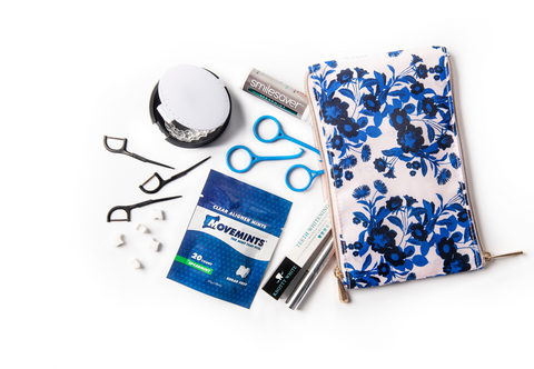 Assortment of Invisalign Accessories from Movemints