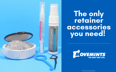 Retainer Accessories for Clear Aligners