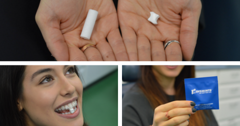 Movemints are the perfect Invisalign chewies alternative