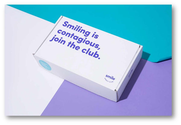 Smile Direct Club offers invisible braces straighten teeth at home