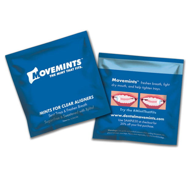 Free Samples for Providers - Movemints, The Mint That Fits