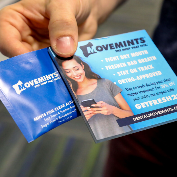 Free Samples for Patients - Movemints