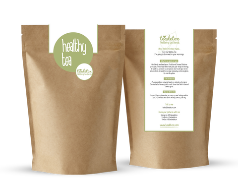 Healthy Tea - teadetox.com  - 1