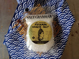 Salt Grammar by The Indiana Supply Co Bali Bhairawa Kusamba Coarse Salt 100g Packaging