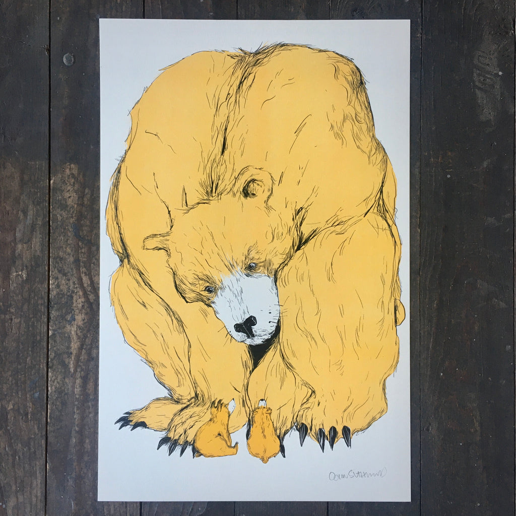 Mother Bear - Print