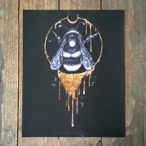 Honeyminer - Print