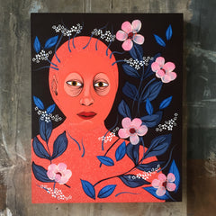 *NEW* ORIGINAL PAINTINGS FROM HANNAH DANSIE