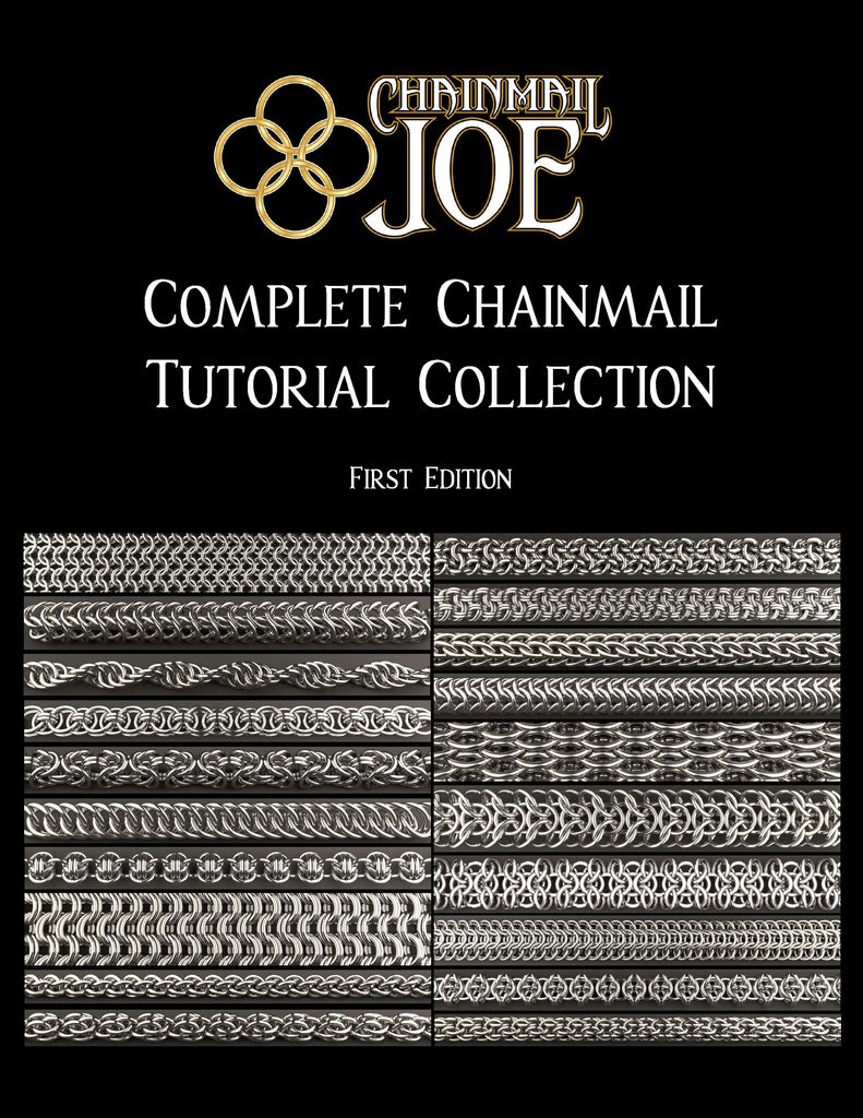Complete Chainmail Tutorial Collection Book