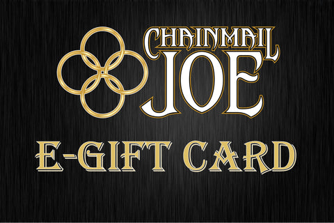 Chainmail Joe E-Gift Card
