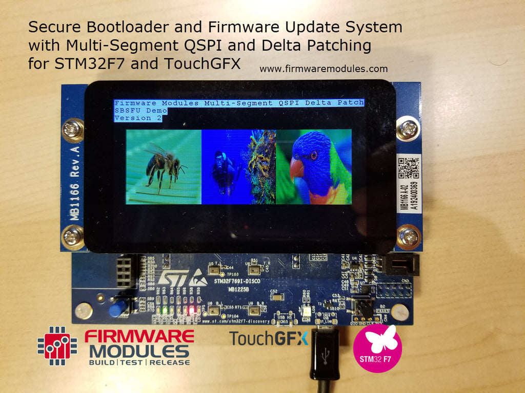 Advanced Secure Firmware Update System Launched