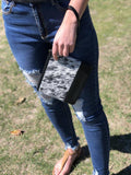 Brooklyn Clutch - Black