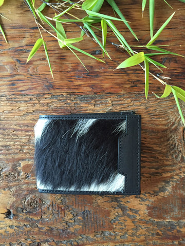 Men's Wallet with Hide - kenzii