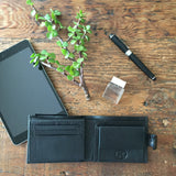 Men's Wallet with Clip - kenzii