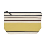 Toiletry bag canvas made in France by Artiga in heavy duty cotton canvas-Gouts ( Organic Cotton)