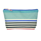 Toiletry bag canvas made in France by Artiga in heavy duty cotton canvas-Hinx