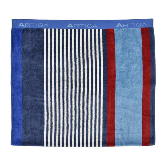beach towel by Artiga, France -Garlin Marine