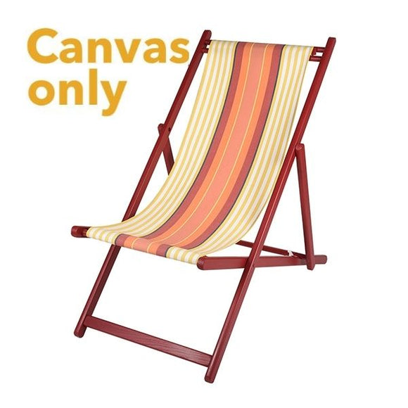 outdoor canvas for deck chair, Top grade Sunbrella France, designed by Artiga