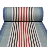Strong 100% cotton woven canvas designed by Artiga, great for deckchairs, stools, director chairs-Hinx