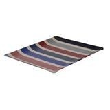 Large tray with Artiga fabric inside, in a mold of acrylic-Garlin Marine
