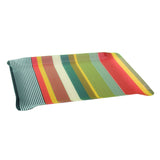 Large tray with Artiga fabric inside, in a mold of acrylic-Puyoo