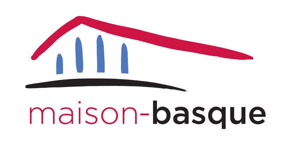 Gift Card MAISON-BASQUE - Keep Joie de Vivre in Mind - THANK YOU for your support of our Maison!