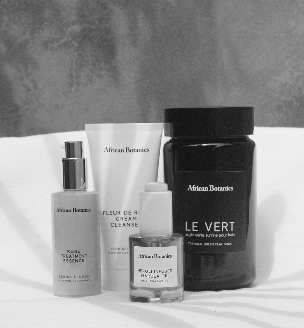 The value of a simple and gentle skincare routine