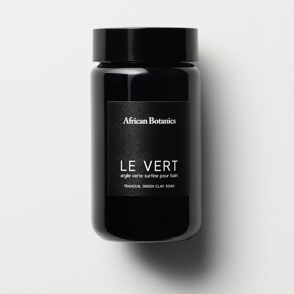 Le vert Tranquil Green Clay Soak