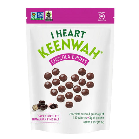 I Heart Keenwah® - Chocolate Puffs - 2.5oz