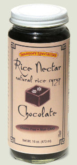 Chocolate Rice Nectar - 16oz. Bottle