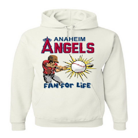 Anaheim Angels Fan For Life
