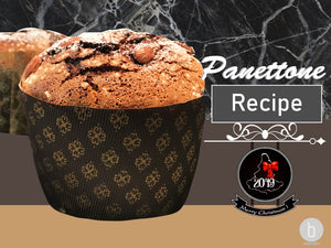 Panettone with natural yeast