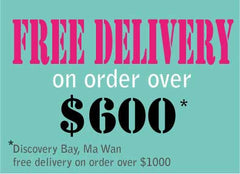 free delivery hong kong