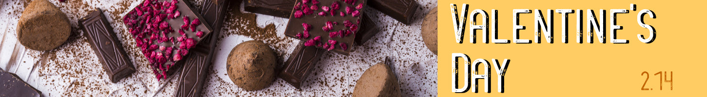 valentine chocolate collections