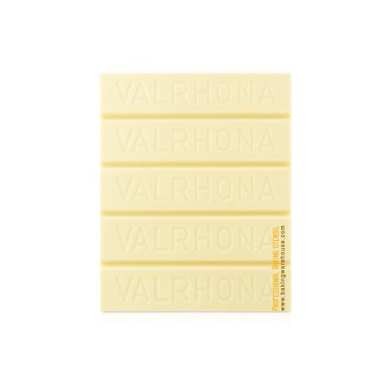 Valrhona Ivoire White Chocolate