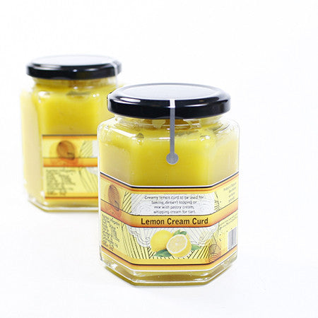 Lemon cream curd