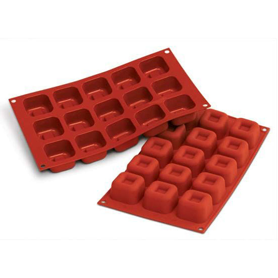 Silicon Square Savarin mold