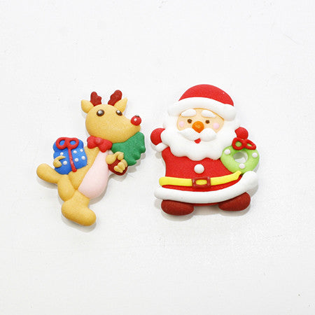Christmas Sugar Icing decoration