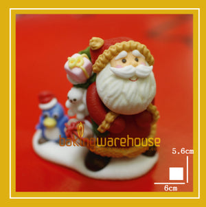 Santa Claus A sugar doll