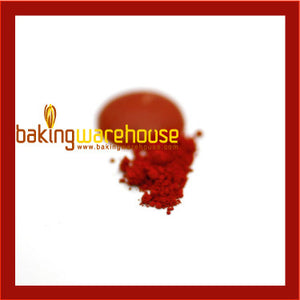 Red Edible color powder -oil base