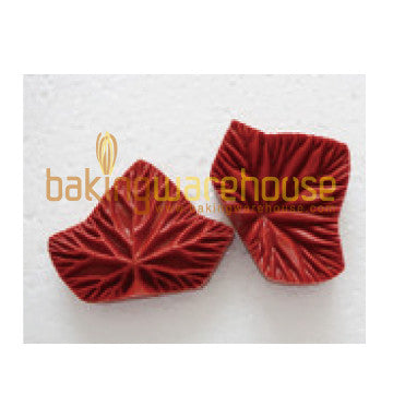 Silicon Leaf - Maple leaves sugarwork or chocolate art