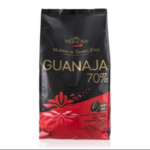 70% Valrhona Feves Guanaja chocolate