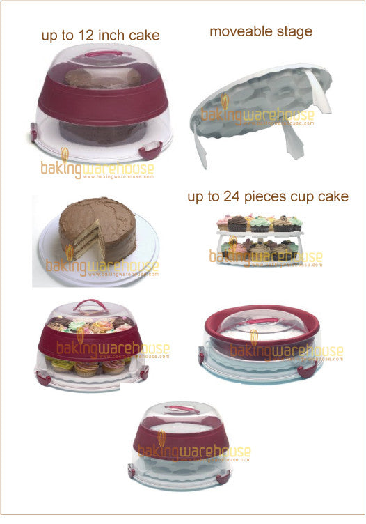 Cup Cake and cake Carrier