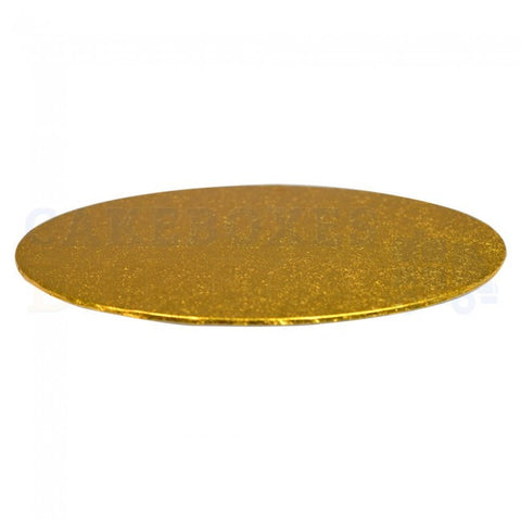 Hard Cake Base board - Round