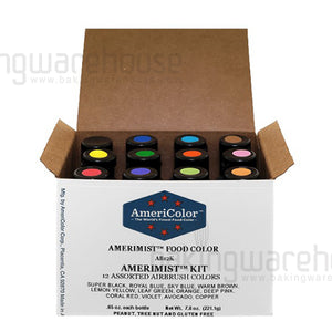 AmeriColor Air brush 12 color set