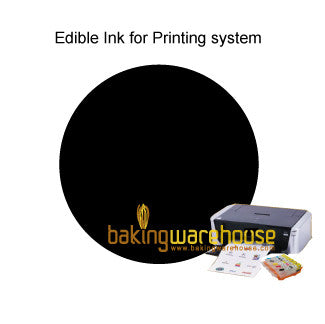 Edible Ink - Black