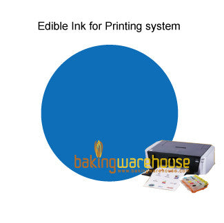 Edible Ink - Cyan