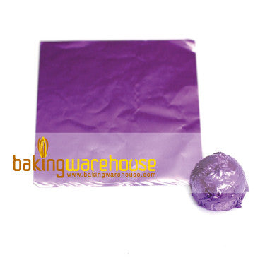 Chocolate wrap -purple
