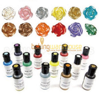 AmeriColor Air brush 12 Sheen color set-