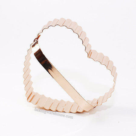 Heart copper cutter